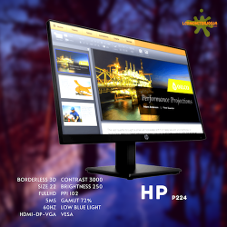 HP P224 BORDERLESS 3D