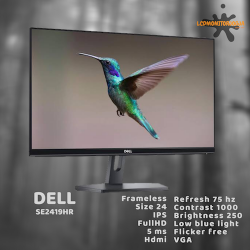 DELL SE2419HR FREESYNC