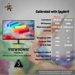 VIEWSONIC VA2732-H FRAMELESS