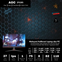 AOC 27G2E5 GAMING 75HZ 1MS