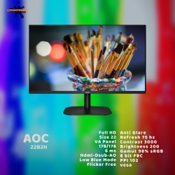 AOC 22B2H FRAMELESS 75HZ