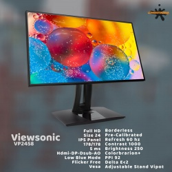 VIEWSONIC VP2458 PROFESIONAL SERIES