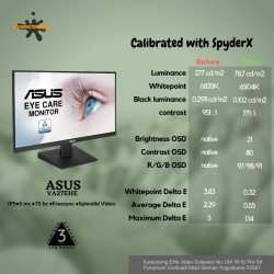 ASUS VA27EHE 75HZ IPS FRAMELESS