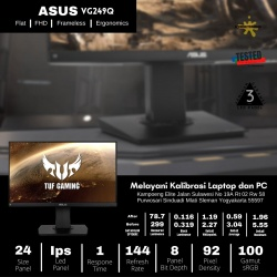 ASUS VG249Q 144HZ 1MS GAMING